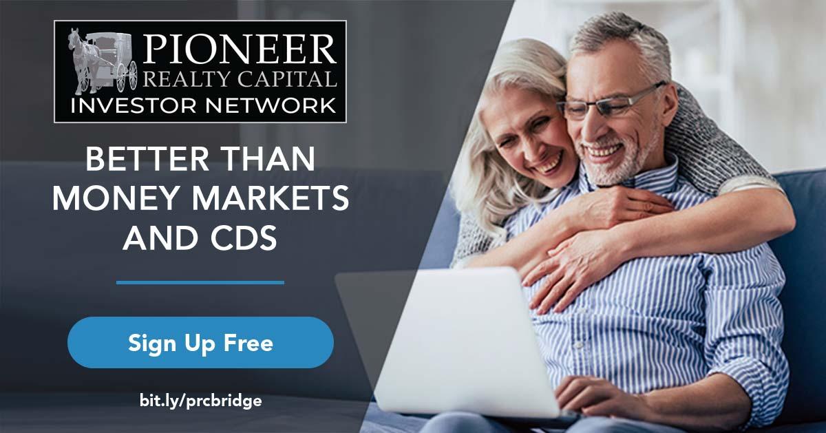 PRC Bridge Debt Program Alternative To CDs Investment Opportunity PRC Investors Network