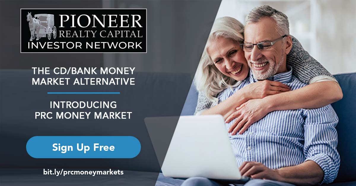 PRC Money Market The CD Bank Money Market Alternative PRC Investor Network Investment Opportunities Facebook